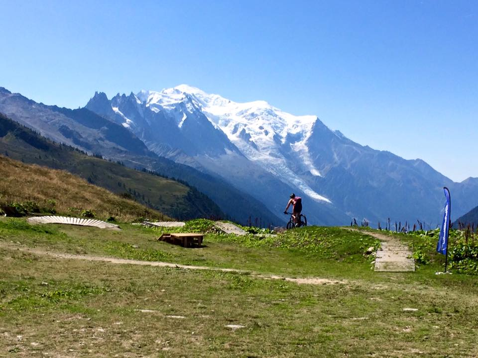 Mountain Biking the Tour de Mont Blanc: French, Swiss, and Italian Alps MTB
