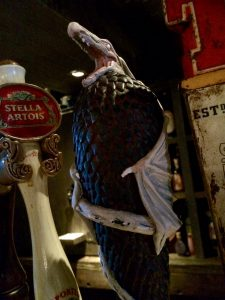 dragon beer tap