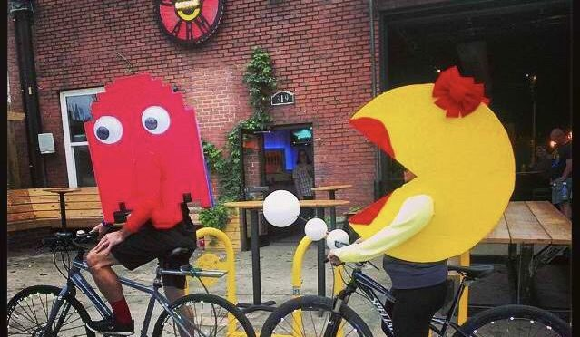 AWESOME BIKE COSTUME IDEAS!!!!!