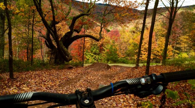 First Time Downhill Mountain Biking at Snowshoe Bike Park?  Here are some tips to help you be prepared! :-)
